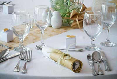 Table Manners and Dining