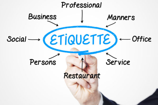 The Choose to be Excellent! Business Etiquette Program: